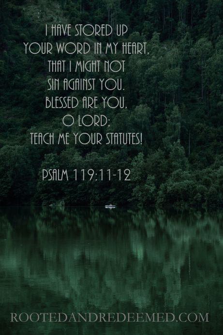 PSALM 119